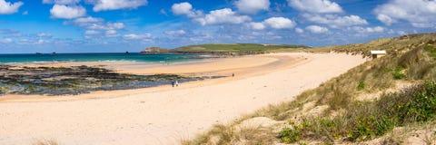 Constantine Bay Cornwall England Photo libre de droits