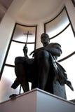 Constantine das große in Viminacium stockfotos
