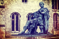 Constantine the Great in depressed envirenment Stock Photo