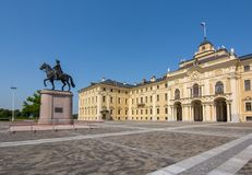 Constantine Konstantinovsky zabytek Peter i pałac Wielki w Strelna, St Petersburg, Rosja fotografia stock
