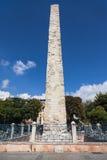 Constantine Obelisk Stock Photography