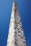The Constantine Obelisk (The Walled Obelisk) on the Sultan Ahmet Stock Photo