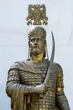 Constantine XI Palaeologus Stock Images