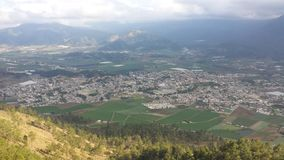 Constanza Town, Dominicaanse Republiek Royalty-vrije Stock Afbeeldingen