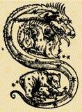 Constelação ilustração do vetor