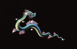 Constelación la serpiente de agua Imagen de archivo