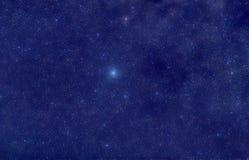 Constelação de Aquila (a águia) com Altair Imagem de Stock Royalty Free