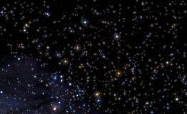 Constellatie van Weegschaal Royalty-vrije Stock Foto's
