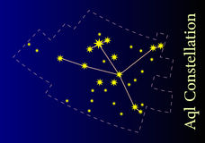 Constellation Images libres de droits