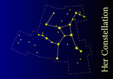 Constellation Royalty Free Stock Images