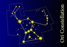 Constellation Photographie stock