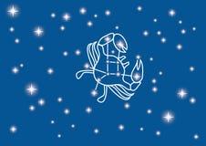 Constellation Cancer Stock Photos