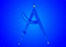 Constellation Circinus Stock Images