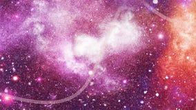 Constellation Dorado (Dor) stock video footage