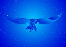 Constellation-Eagle Stock Photo