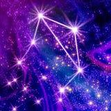 Constellation Libra Royalty Free Stock Photos