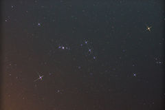 Constellation Orion Photos stock