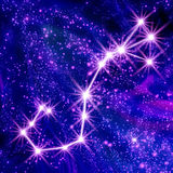 Constellation Scorpio Royalty Free Stock Photo