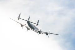Constellation superbe de Lockheed Photo libre de droits