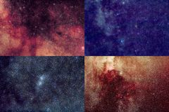 Constellations Royalty Free Stock Image