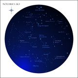 Constellations Royalty Free Stock Photo