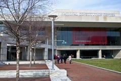 Constitución Philadelphia de centro Imágenes de archivo libres de regalías