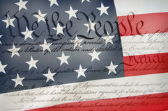 Constitution Royalty Free Stock Photos