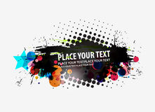 Constitution banner. Abstract constitution banner design vector illustration