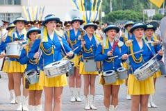 Constitution Day of Ukraine Stock Images