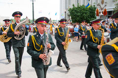 Constitution Day of Ukraine Royalty Free Stock Photo
