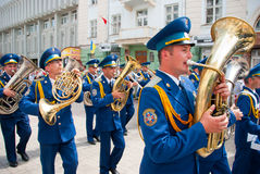 Constitution Day of Ukraine Royalty Free Stock Photos