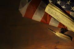 CONSTITUTION - nous sommes les personnes Image libre de droits