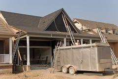 Construção 09 Foto de Stock