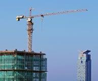 Construção - 019 Imagem de Stock