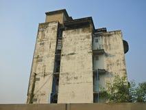 Construção abandonada Fotos de Stock