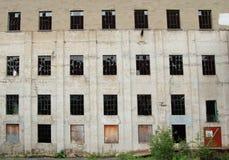 Construção abandonada Foto de Stock