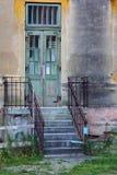 Construção abandonada Foto de Stock Royalty Free