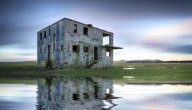 Construção abandonada Imagem de Stock