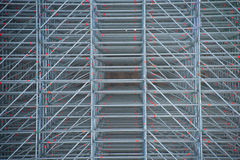 Construção abstrata Fotografia de Stock Royalty Free