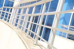 Construção abstrata Foto de Stock Royalty Free
