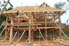 Construção afetado Foto de Stock