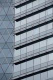 Construção alta de vista lateral Foto de Stock Royalty Free