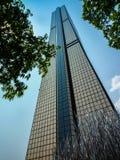 Construção alta Fotografia de Stock Royalty Free