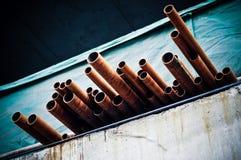 Construção/andaime Ros Fotografia de Stock Royalty Free