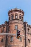 Construção antiga da penitenciária Fotos de Stock Royalty Free