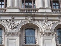 Construção britânica do governo Fotografia de Stock Royalty Free