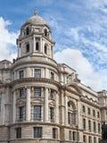 Construção britânica do governo Foto de Stock Royalty Free