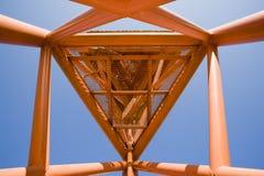 Construção a céu aberto foto de stock royalty free