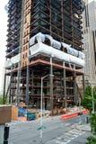 Construção civil do Highrise Fotos de Stock