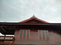 Construção clássica em Tailândia Imagem de Stock Royalty Free